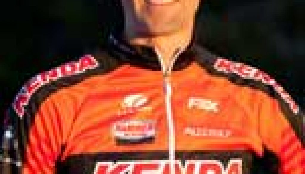 Kenda-Flet Team Rider Drew Edsall