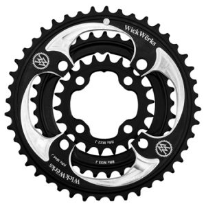 Mountain Bike Triple Chainrings