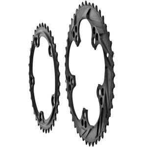 Cyclocross 46/36 Chainrings - Side