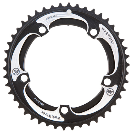 Cyclocross 46/38 Chainring - Front