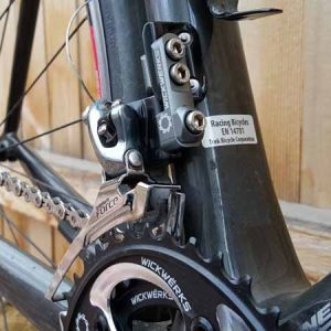 The Junior Road Bike Gearing Solution