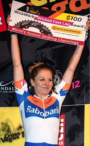 2012 Wicked Fast Lap - Sanne van Paasen