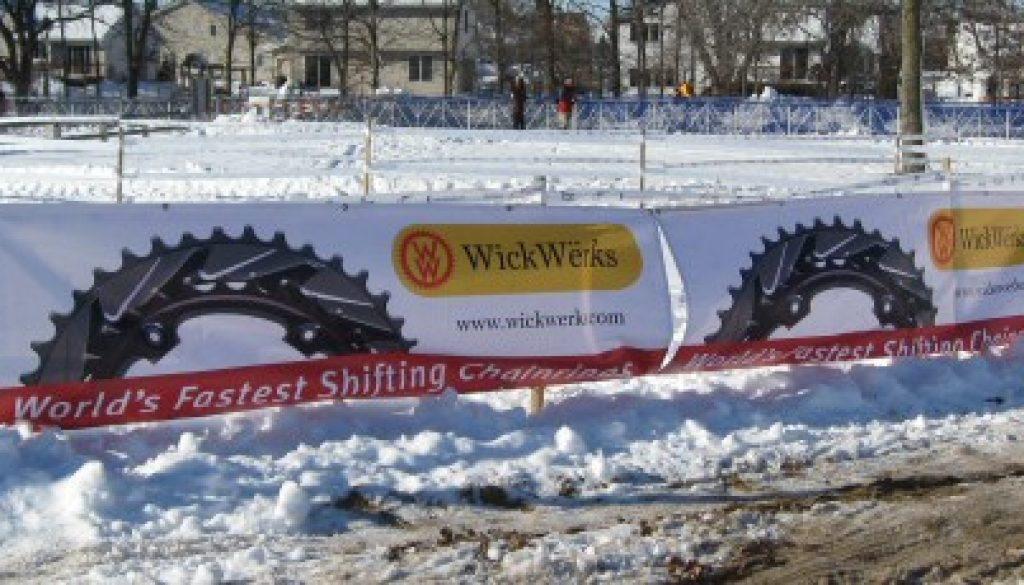 WW Banners @ 2013 USA CX Nationals