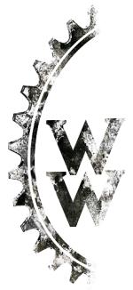 WickWerks Temporary Calf Tattoo