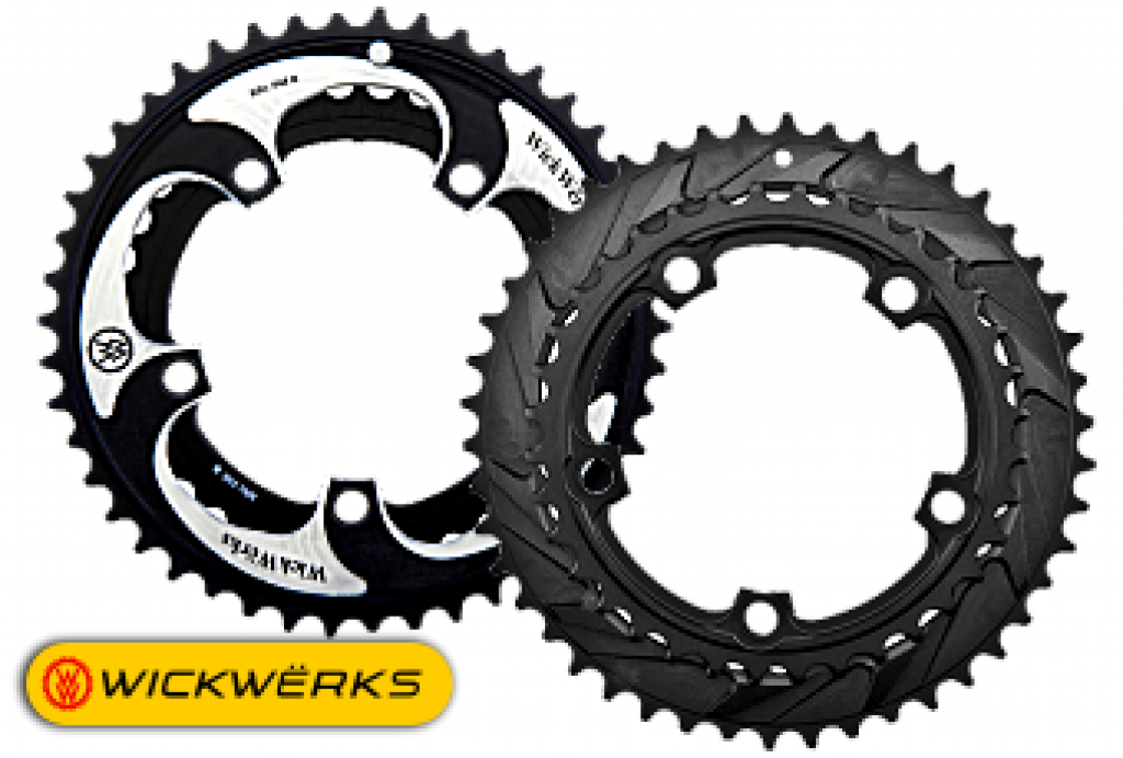 WickWerks Chainring Shifting Explained