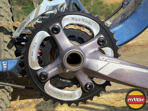 WickWerks Performance Chainrings - MTBR