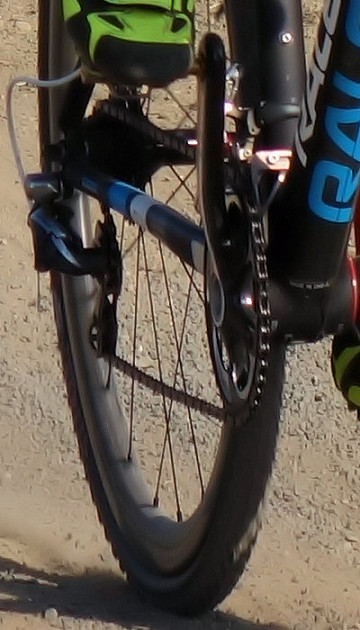 Race Action Chainrings