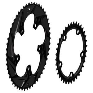 Mid Compact Road Bike 52/36