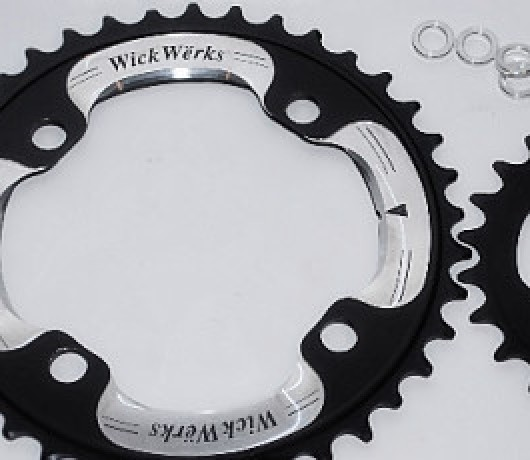 Chainrings on MTB Race News