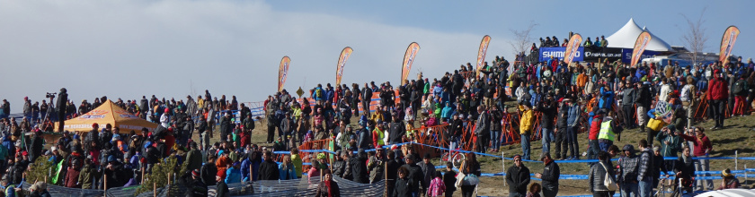 Beautiful Day at USA Cyclocross Nationals 2014