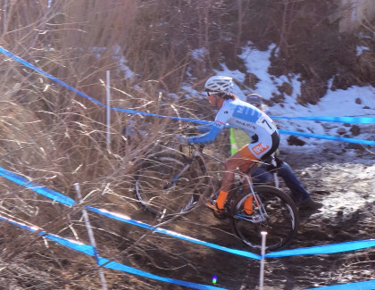 Nicole Duke Mastering the Ditch