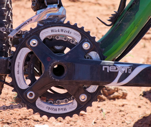 Mountain 2x10 Chainrings