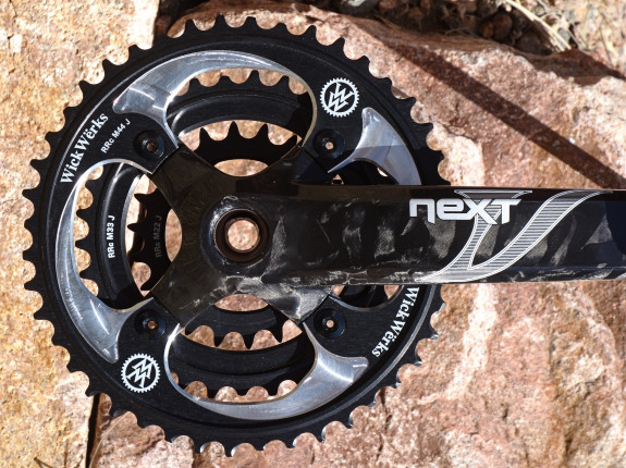 Mountain Triple Chainrings