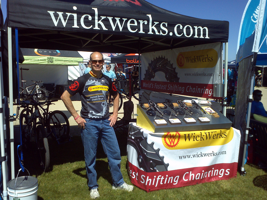 The WickWerks Booth