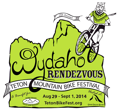 Wydaho Rendezvous Mountain Bike Festival 2014