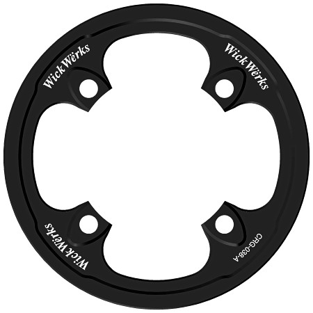 Chainring Bash Guard for 38t