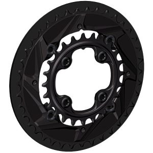 Chainring Guard with 38/24 - Back