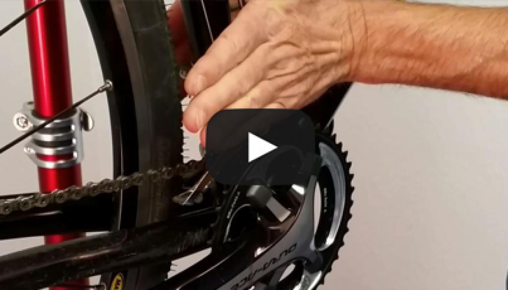 Derailleur Adjustment - Toe In - Video