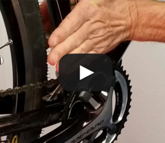 Derailleur Adjustment - Toe In - Video