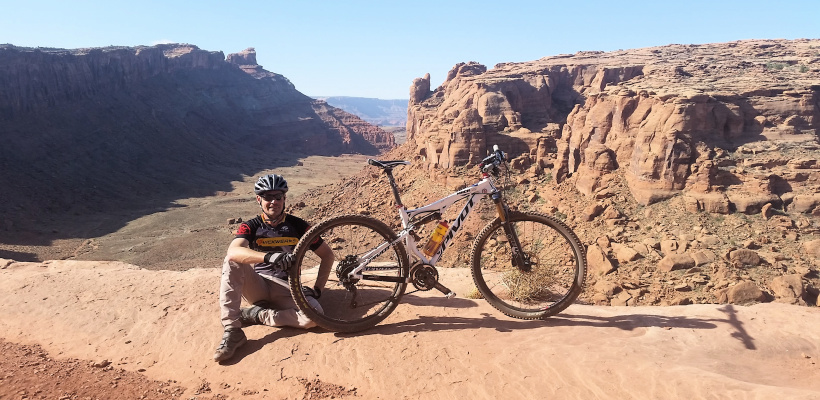 Moab - Mountain Bike Mecca