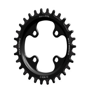 MTB 30t Single Chainring - Front View