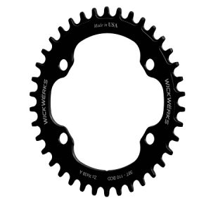 CX Shimano 4-Arm 1X Rings - Front ISO