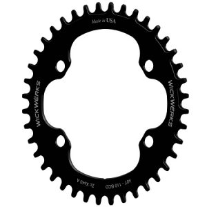 Cyclocross 1X, 40t Z-Rings - ISO
