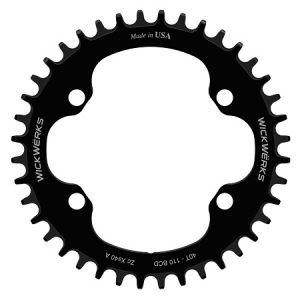 CX Shimano 4-Arm 1X Rings - Front