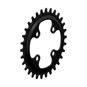 30t Single Chainring - Back View
