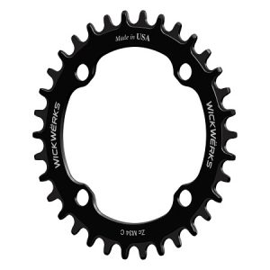 MTB 34t - Z-Ring - Front View
