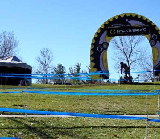 WickWerks Giant Chainring - Cyclocrossing
