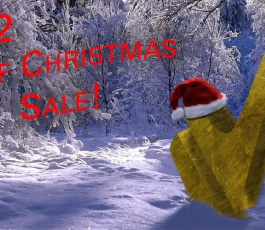 WickWerks 12 Days Of Christmas
