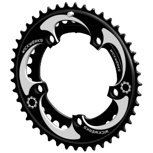 WickWerks Fast Shifting Chainrings