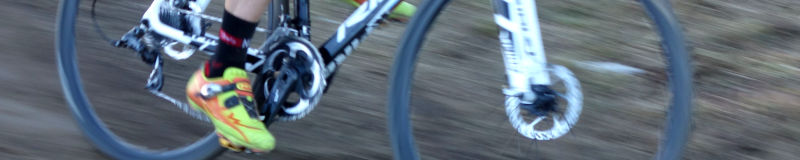 Shifting Cyclocross Chainrings