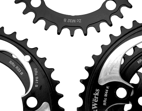 Chainrings for the serious rider